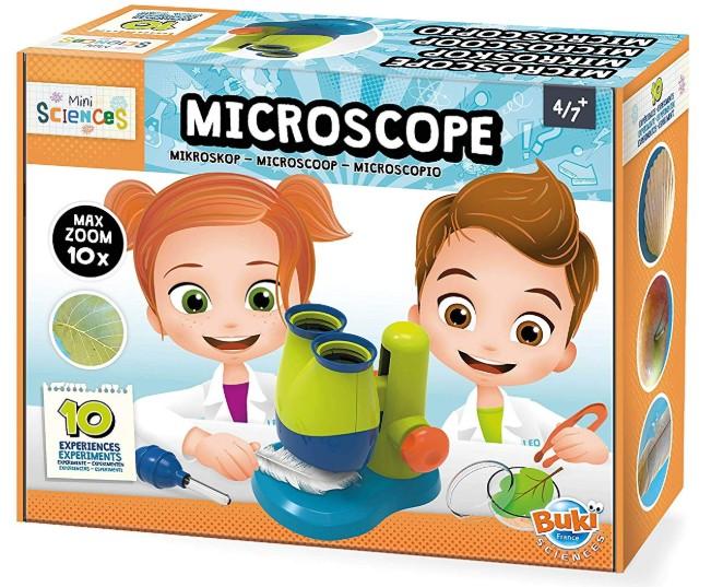 Comprar Buki - 9003 - Mini Ciencias - Microscopio para niños