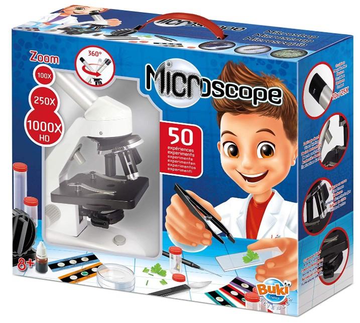 Comprar Buki France BUKI MR600-Microscopio con 50 experimentos