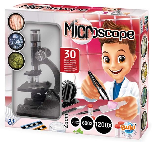 Comprar Buki France - MS907B - Microscopio 30 experimentos