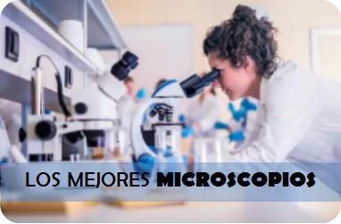 Los mejores microscopios
