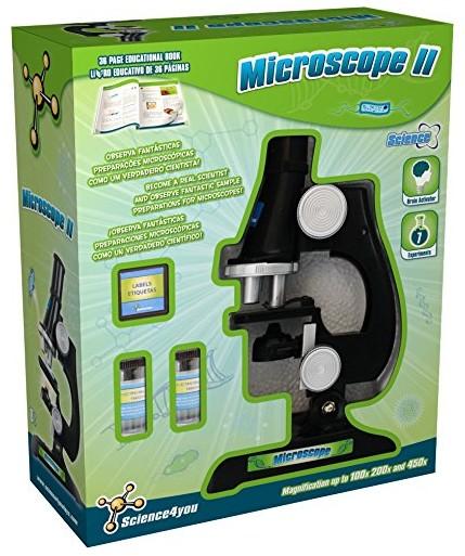 Comprar Science4you - Microscopio II - Juguete Científico y Educativo