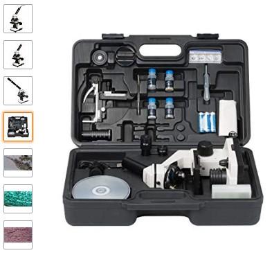 Ver en Amazon Bresser Biolux NV 20x-1280x Microscopio
