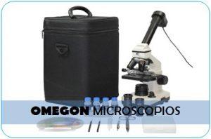 Los mejores microscopios Omegon 2019