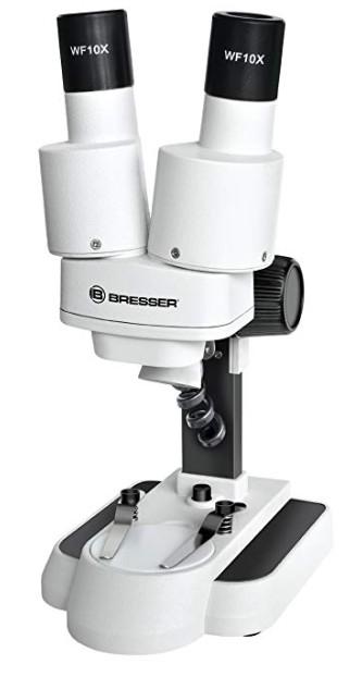Comprar microscopio estereoscópico Bresser Junior 20x