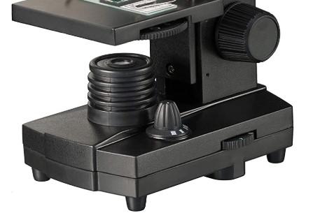Sistema de iluminación del microscopio