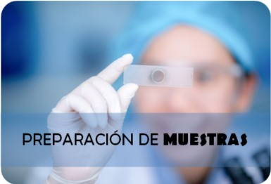 Preparación de muestras microscópicas