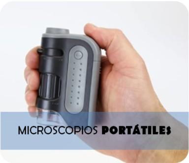 Los mejores microscopios portátiles