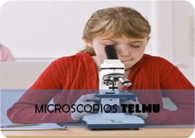 Microscopios Telmu